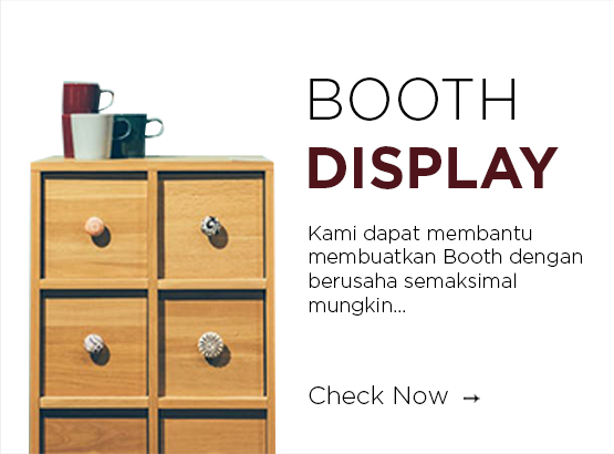 Booth Display Kategori