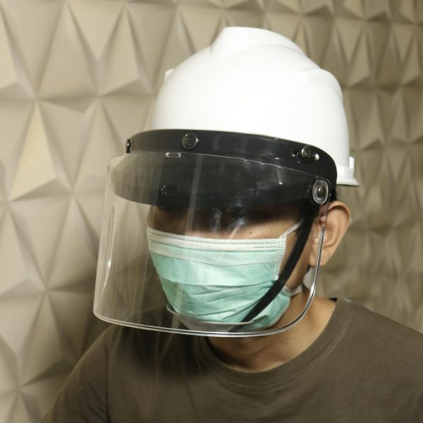 helm face shield